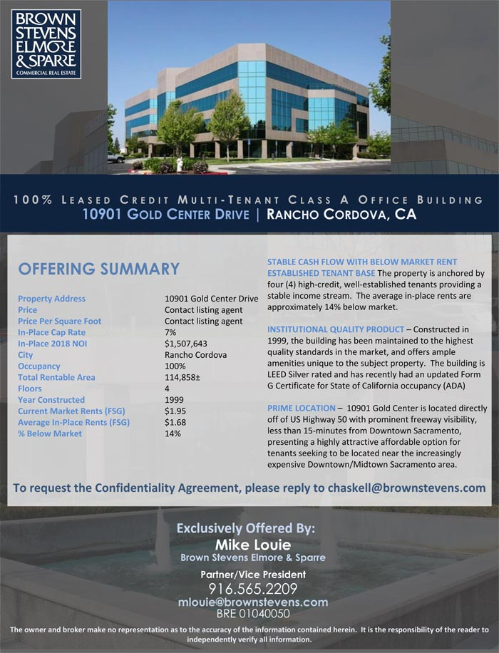 Commercial Real Estate California